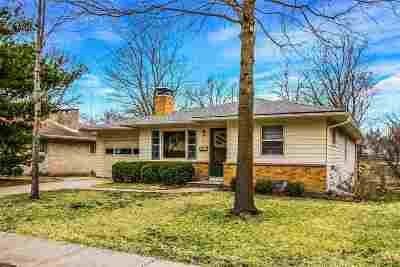 Iowa City IA Single Family Home New: $268,000