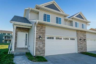 North Liberty Condo/Townhouse New: 1237 Mary Ln