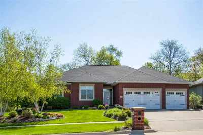Coralville IA Single Family Home New: $679,000