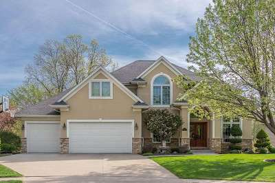 Coralville IA Single Family Home New: $597,000