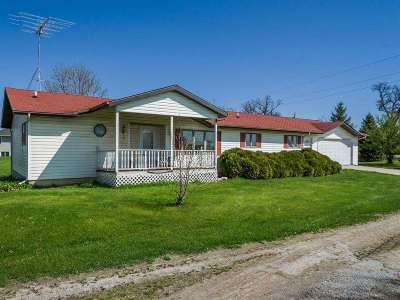 Iowa County Single Family Home For Sale: 1131 Y Ave