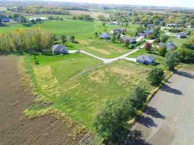 Kalona Residential Lots & Land For Sale: Lot 8 Acker Heim Estates SW