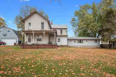 Wellman Single Family Home For Sale: 508 5th St