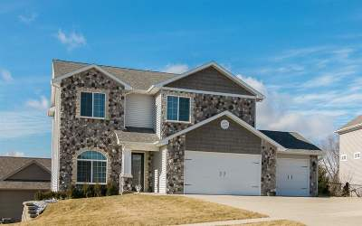 Coralville IA Single Family Home New: $505,000