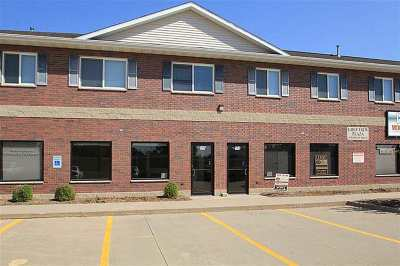 North Liberty Commercial Contingent: 4 Hawkeye Dr #102 &amp