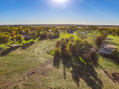 Cedar Rapids Residential Lots & Land For Sale: Lots 7&8 Western College Estates