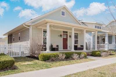 Iowa City Single Family Home For Sale: 977 Ball St