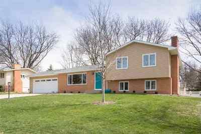 Iowa City Single Family Home For Sale: 316 Monroe St