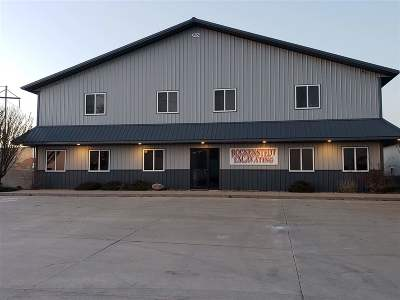 Iowa City Commercial For Sale: 3500 Dolphin Dr #A, B, C,