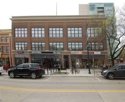 Iowa City Commercial For Sale: 209 E Washington #305