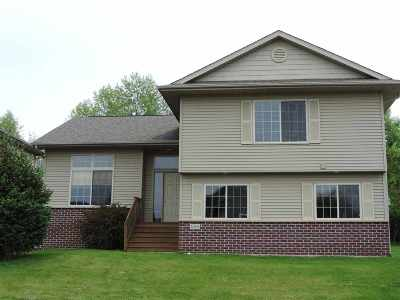 Iowa City IA Single Family Home For Sale: $293,000