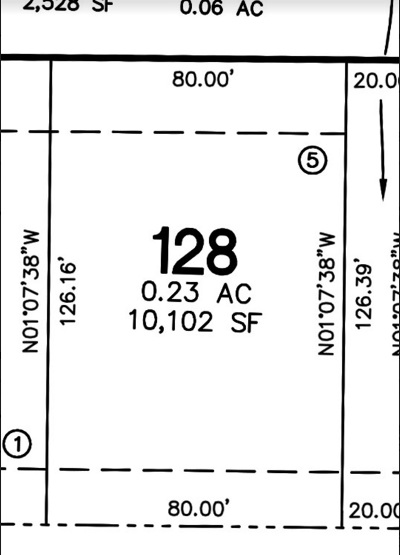 Johnson County Residential Lots & Land For Sale: Lot 128 Harvest Estates Ii Part 5