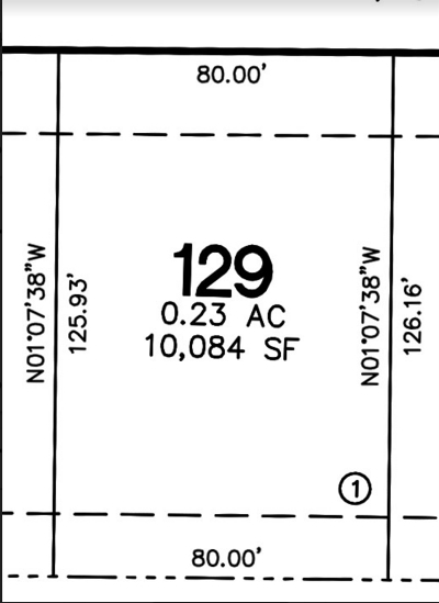 Johnson County Residential Lots & Land For Sale: Lot 129 Harvest Estates Ii Part 5