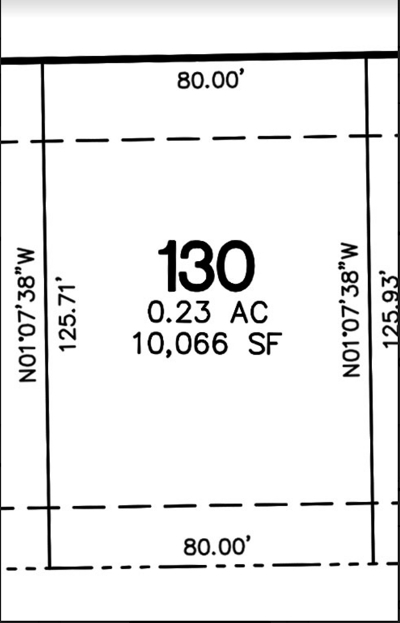 Johnson County Residential Lots & Land For Sale: Lot 130 Harvest Estates Ii Part 5