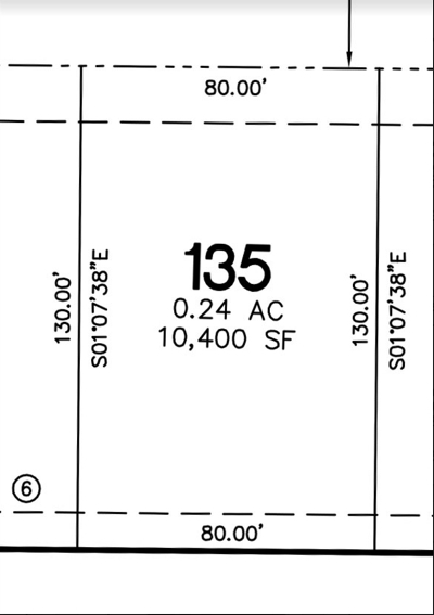 North Liberty Residential Lots & Land Contingent: Lot Lot 135 Harvest Estates Ii Part 5