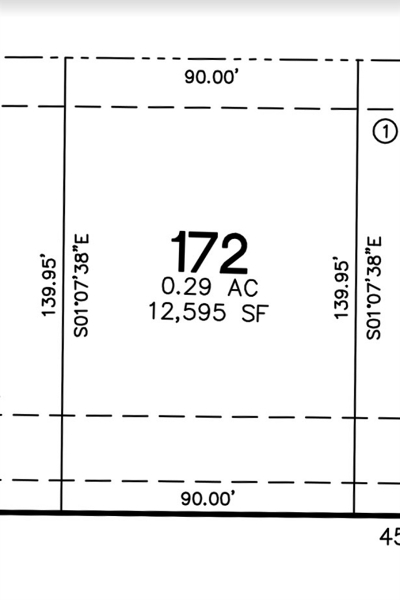 North Liberty Residential Lots & Land For Sale: Lot 172 Harvest Estates Ii Part 5