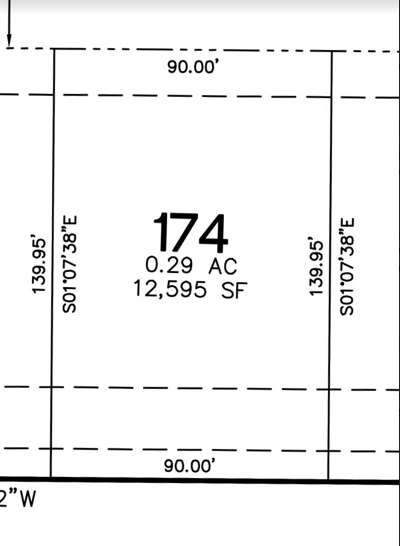 North Liberty Residential Lots & Land For Sale: Lot 174 Harvest Estates Ii Part 5