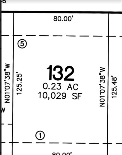 Johnson County Residential Lots & Land For Sale: Lot 132 Harvest Estates Ii Part 5
