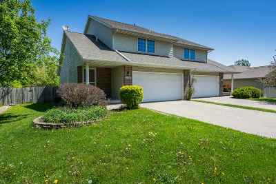 Coralville Condo/Townhouse New: 2297 Holiday Rd