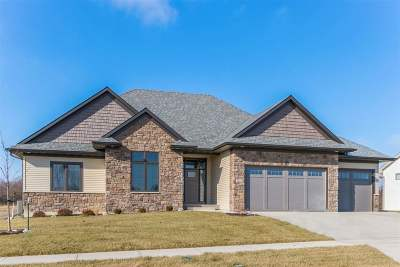 Johnson County Single Family Home New: 1244 Ava Cir