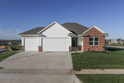Johnson County Single Family Home New: 2819 Armstrong Dr
