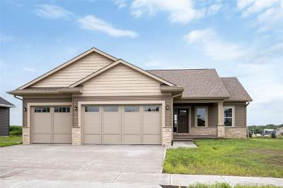 North Liberty IA Single Family Home New: $399,900