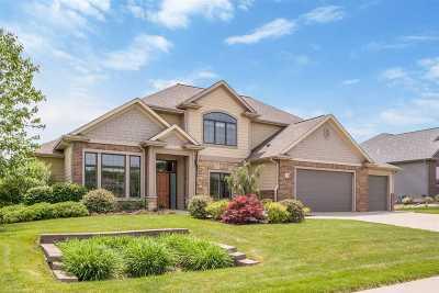 Coralville Single Family Home For Sale: 70 Auburn East Ln