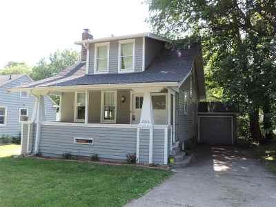Cedar Rapids Single Family Home For Sale: 2016 Linn Blvd SE