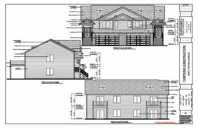 Hills Condo/Townhouse For Sale: 335 Old Oak Ridge