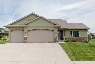 North Liberty Single Family Home Contingent: 1650 Cedar Springs Ct