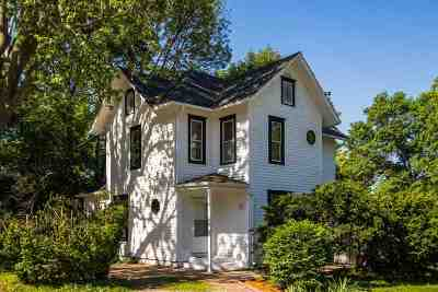 Wellman Single Family Home For Sale: 911 W 5th Street