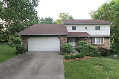 Iowa City IA Single Family Home For Sale: $339,900