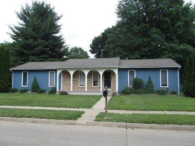 Iowa City IA Single Family Home New: $205,000