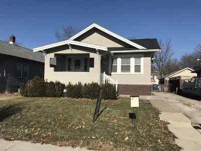 Cedar Rapids IA Single Family Home New: $83,000