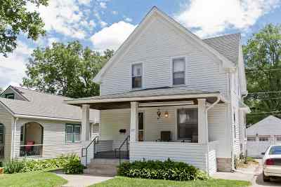 Cedar Rapids Single Family Home For Sale: 257 NW 13th St