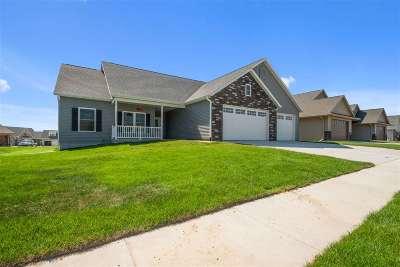 Tipton IA Single Family Home New: $329,000