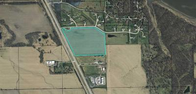 North Liberty Residential Lots & Land For Sale: River Oaks Subdivision Outlot D