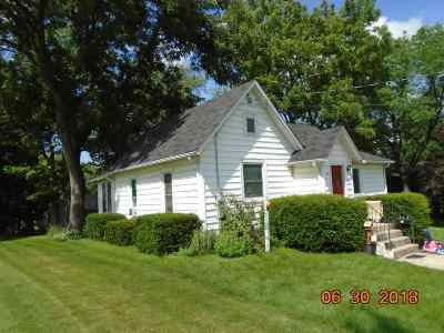 Tipton Single Family Home For Sale: 624 E 5th St