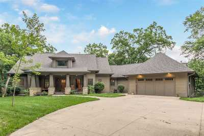 North Liberty Single Family Home For Sale: 2542 Cottonwood Ct. NE