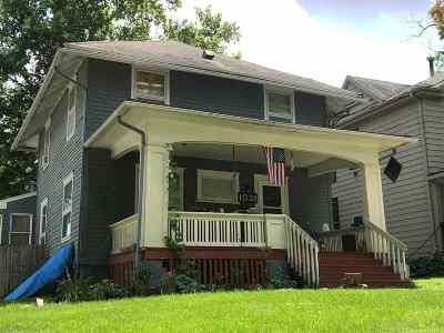 Iowa City Multi Family Home For Sale: 1031 E College St