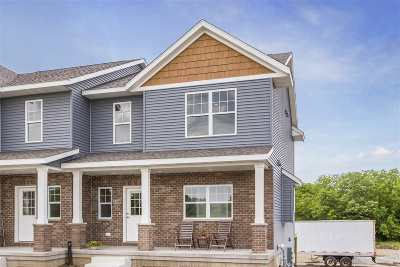 North Liberty Condo/Townhouse For Sale: 1150 Ivy Lane