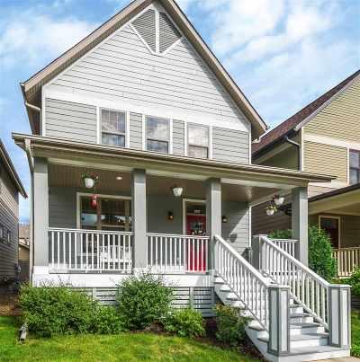 Iowa City Single Family Home For Sale: 1247 Swisher St