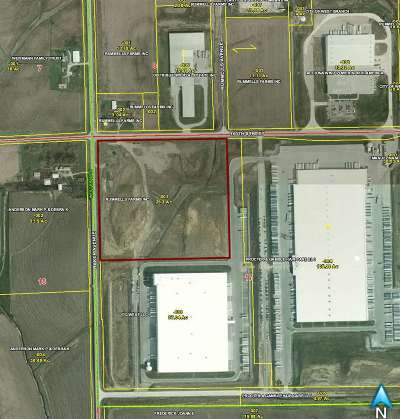 Cedar County Residential Lots & Land For Sale: 1001 S Downey St