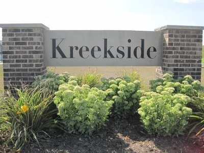 Kalona Residential Lots & Land For Sale: Lot 25 Kreekside Subdivision