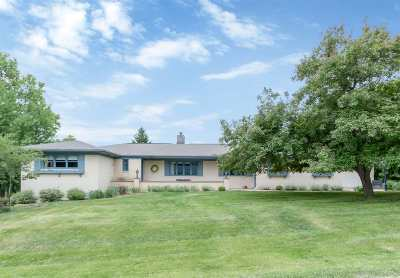 Iowa City IA Single Family Home For Sale: $645,000