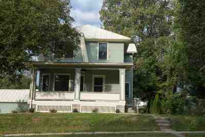 Iowa City Single Family Home For Sale: 421 N Governor