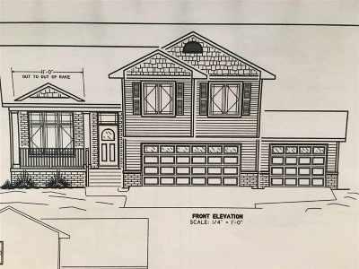 Iowa City Single Family Home New: 1812 Dickenson Ln