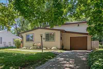 Iowa City IA Single Family Home New: $200,000