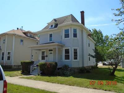 Tipton Single Family Home For Sale: 117 E 4th St