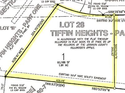 Tiffin Residential Lots & Land For Sale: Lot 1 Tiffin Heights Part 5